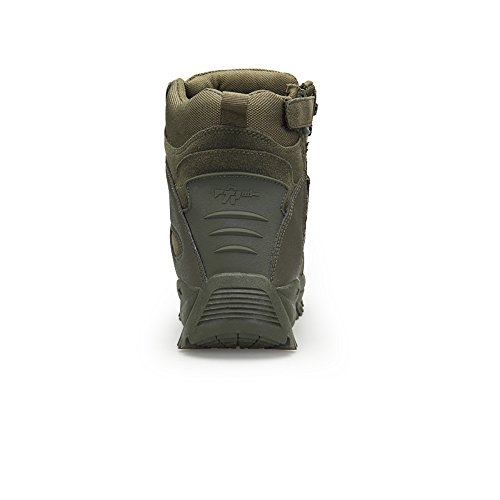 Sports Desert Breathable Mountaineering Enthusiasts Jungle Mountaineering Army Shoes Green TANTU Fighting Outdoor Slip Boots Anti Boots aXxvFw5qw