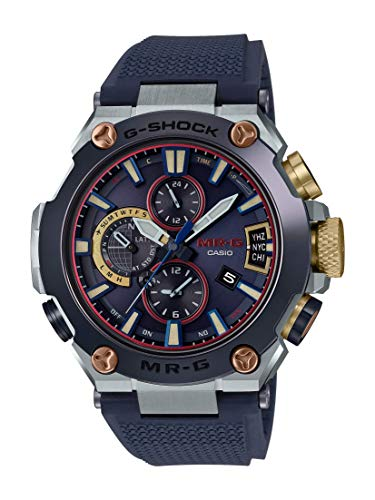 Casio G-Shock MR-G MRG-G2000RJ-2A JYURYOKU Maru Special Edition Titanium Cobarion Bluetooth Watch ()