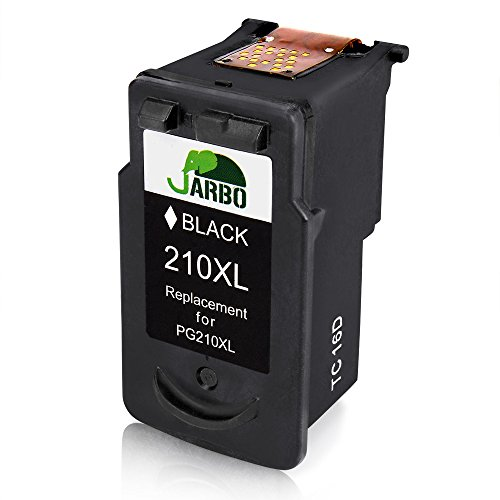 JARBO Remanufactured Ink Cartridges Replacement for PG-210XL CL-211XL High Yield, 1 Black,1 Tri-color, Used in PIXMA MP495 IP2700 MP490 MP480 MP280 MX330 MX340 XM410 MX420 MX350 Printer Photo #3