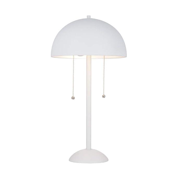 Amazon.com: Lámpara de pie Rivet Modern Crescent, 13 ...