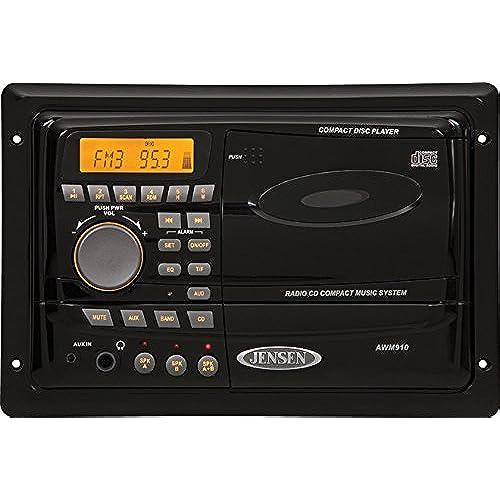 Wall Mounted Radio Cd Player Amazon Com
