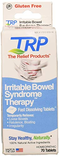 TRP COMPANY IBS THERAPY, 70 Tablets (Best Homeopathic Medicine For Ibs)