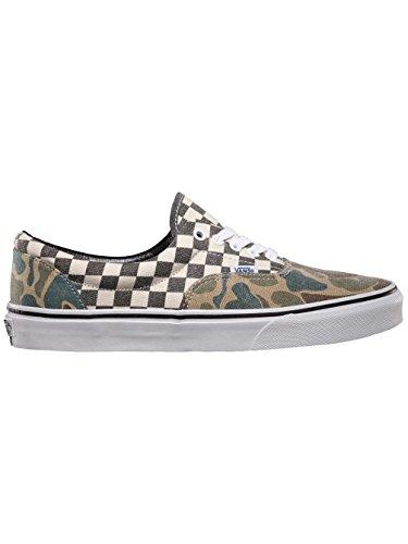 Vans Era - Zapatillas de skate unisex marrón