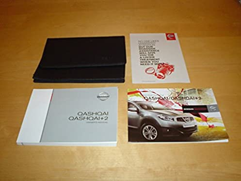 nissan qashqai qashqai 2 owners manual handbook 2006 2013 rh amazon co uk nissan qashqai 2013 owners manual pdf nissan dualis 2013 user manual