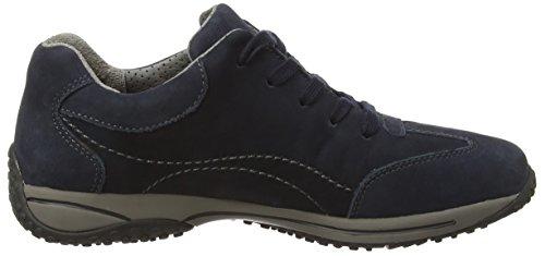Zapatillas Azul S 26 Mujer Geno Gabor schw Nightblue C4wq5CR