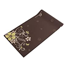 """ProSource Yoga Mats 3/16"""" (5mm) Thick for Comfort & Stability with Exclusive Printed Designs"""