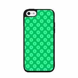 Green Money Spread - TPU Rubber Silicone Phone Case Back Cover (iPhone 5 5s - TPU Rubber Silicone) includes diy case Cloth and Warranty Label