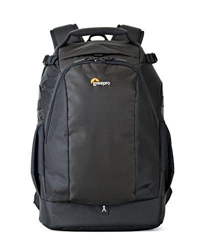 - Lowepro Flipside 400 AW II Camera Bag. Lowepro Camera Backpack for Professional DSLR Cameras and Multiple Lenses.