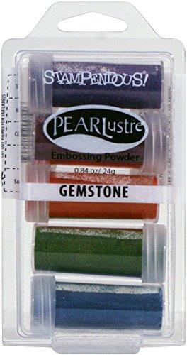 Stampendous PK03 Gemstone Embossing Kit