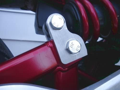 Amazon.com: Soupys Kawasaki Ninja 650R Lowering Link Kit ...