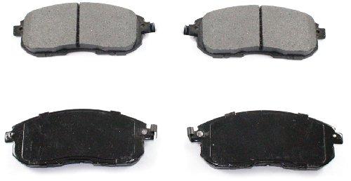 2007 nissan versa brake pads - 4