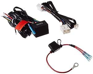 amazon.com: kuryakyn 7672 plug & play trailer wiring/relay ... hd trailer wiring harness relay