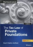 img - for The Tax Law of Private Foundations (Wiley Nonprofit Authority) book / textbook / text book