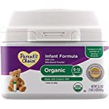 Parents Choice Organic Infant Formula Powder, 23.2 oz