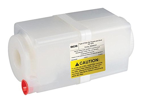Replacement Type 2 Toner/Dust Filter for 497AJM Electronics Vacuum