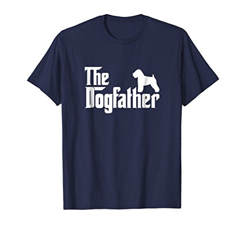 Soft Coated Wheaten Terrier DogFather T-Shirt
