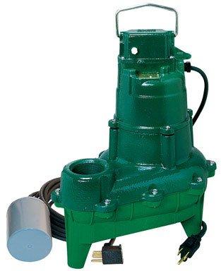 Zoeller Sewage Ejector Pump 115 V