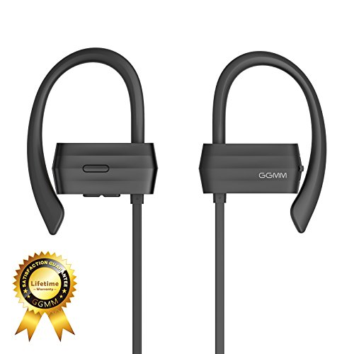 67 off ggmm w600 bluetooth headphone 4 1 lifetime hassle free warranty ipx4 sweatproof sport. Black Bedroom Furniture Sets. Home Design Ideas