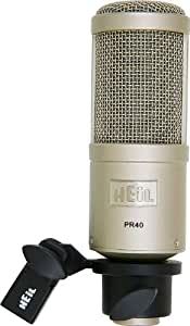 Heil PR-40 Dynamic Studio Recording Microphone