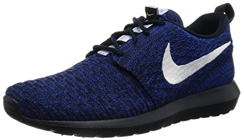 Obsidian Berry Black Roshe Gymnastics Flyknit Men Racer Dark White Nm Shoes s blue Nike 06nvqwZq