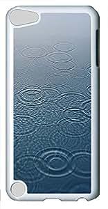 iPod 5 Case Nature water PC Custom iPod 5 Case Cover White