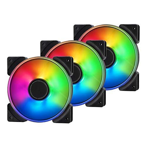 Fractal Design Prisma AL12 120mm RGB 3 Pack