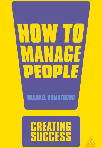 How to Manage People (Creating Success) Pdf
