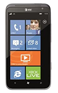 HTC Titan II X825a 16GB Unlocked GSM 4G LTE Windows 7.5 OS Smartphone w/ 16MP Camera - Gray