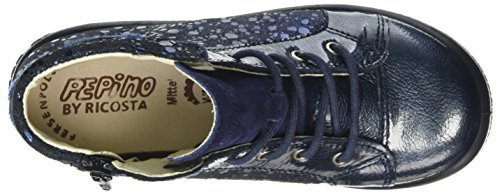 Hautes Chilbie Sneakers Bleu Fille Indaco Ricosta Nautic wE7axqwR