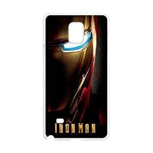 Generic Case Iron Man For Samsung Galaxy Note 4 N9100 Y7A1128052