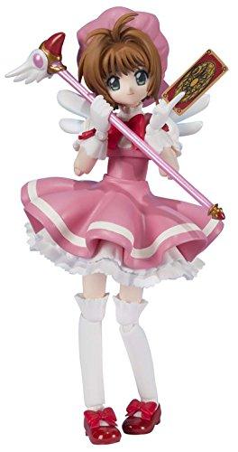 Bandai Tamashii Nations S.H. Figuarts Kinomoto Sakura Cardcaptor Sakura Action Figure