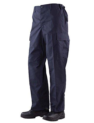 Tru-Spec Men's Rip Stop BDU Pant - XXXXX-Large - Dark Navy