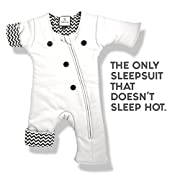 Amy Carinn Collection Helps Infants Transition from Swaddle: Sleepsuit for Baby 3-7 Months 12-21 lbs