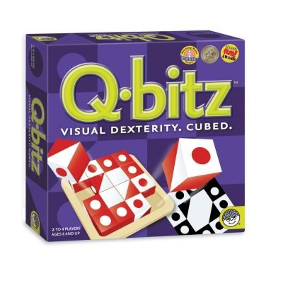 Q-bitz Game By Mindware