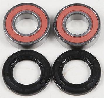 Kawasaki KDX250 1991-1994 Rear Wheel Bearings And Seals