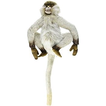 5d03ef9b93a Amazon.com  TY Beanie Babies Mooch the Spider Monkey Stuffed Animal ...