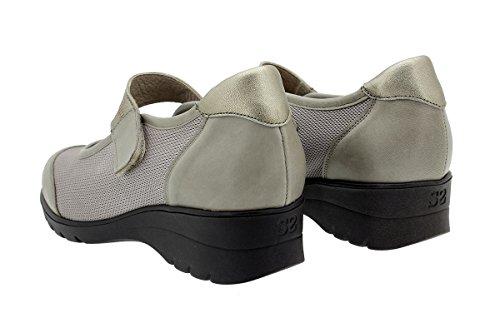 Chaussure Jane PieSanto Tucson Femme Visón 180960 Confort Mary 7nPvOt