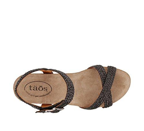 Footwear Hey Sandal Black Taos Jute Women's 4FdvqZxwv