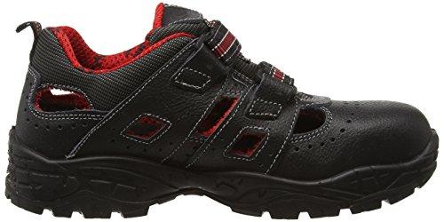 """Cofra 22220––000.w39Talla 39s1P SRC Avalancha """"zapatos de seguridad, color negro"""