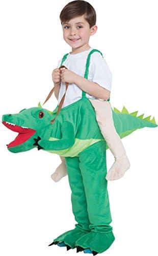 Onlyglobal Disfraz de cocodrilo para fiesta de disfraces, para el ...
