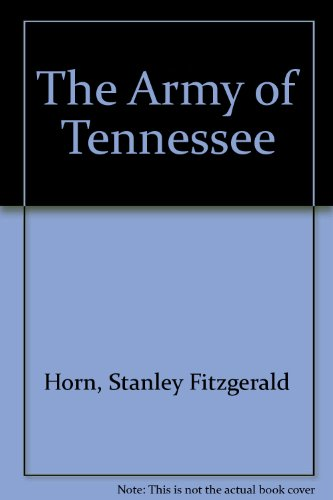 The Army of Tennessee