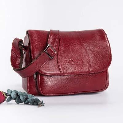 Genuine Leather Ladies Luxury Flip Shoulder Bags Women s Handbag Sac Female  Messenger Bag Women Fashion Crossbody dab4bbc7ff