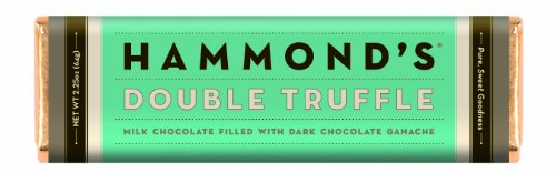 Double Truffle Chocolate Bar