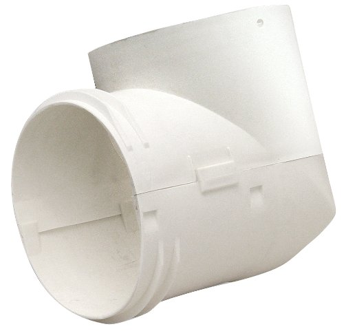 Dundas Jafine D2DPX 4'' Dryer to Duct Connector