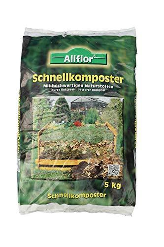 Allflor - Compostador rápido (5 kg): Amazon.es: Jardín