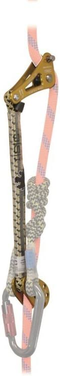 ISC SINGING TREE ROPE WRENCH W// FIX TETHER DOUBLE EYE ARBORIST PICK YOUR COLOR