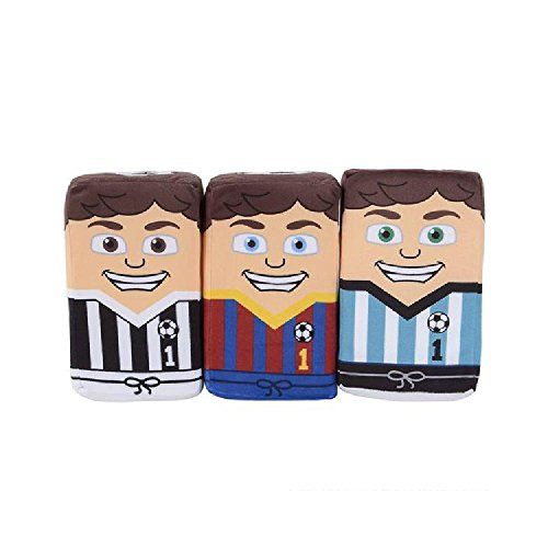 8'' X 5'' X 4'' Soccer Stakz by Bargain World