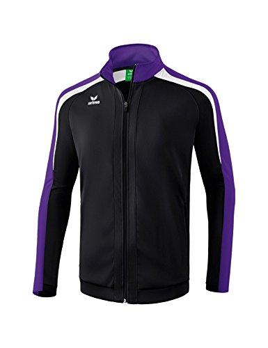 Giacca Uomo Schwarz Trainingsjacke 2 weiß violet Liga Erima 0 qwvOIa7Rcz
