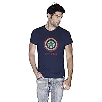 Creo T-Shirt For Men - M, Navy