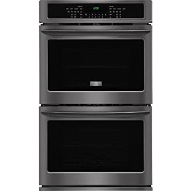 Frigidaire FGET3065PD Double wall oven in Black